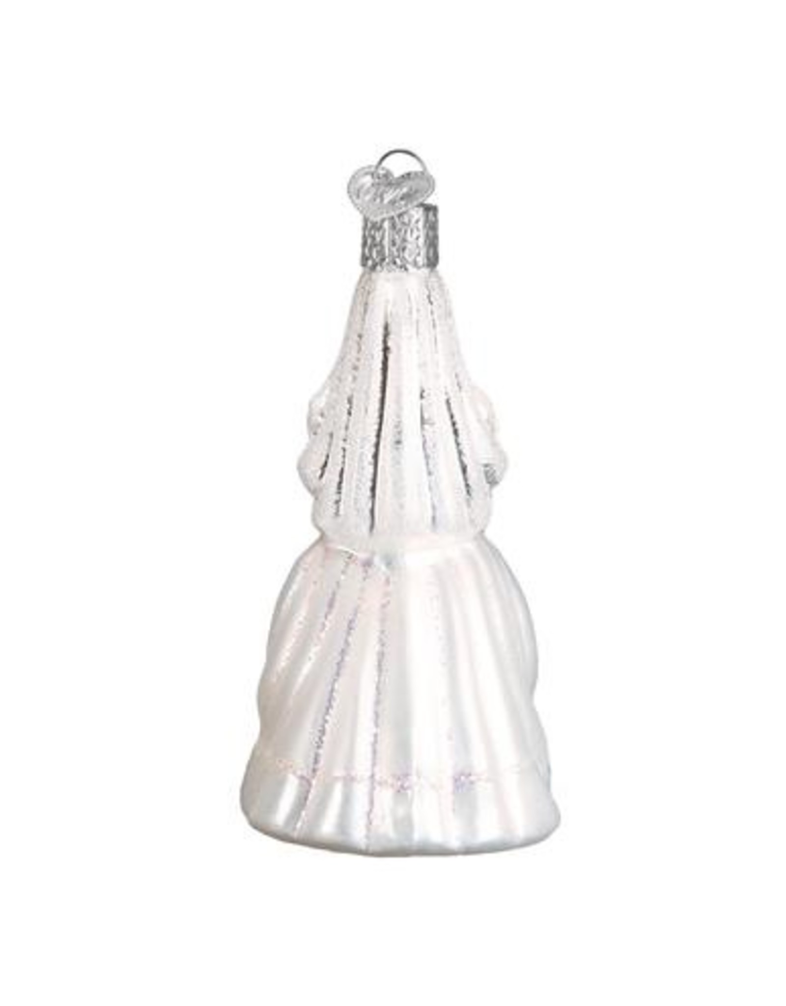 Old World Christmas Blonde Bride Ornament