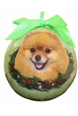 E&S Pets Pomeranian Ball Ornament