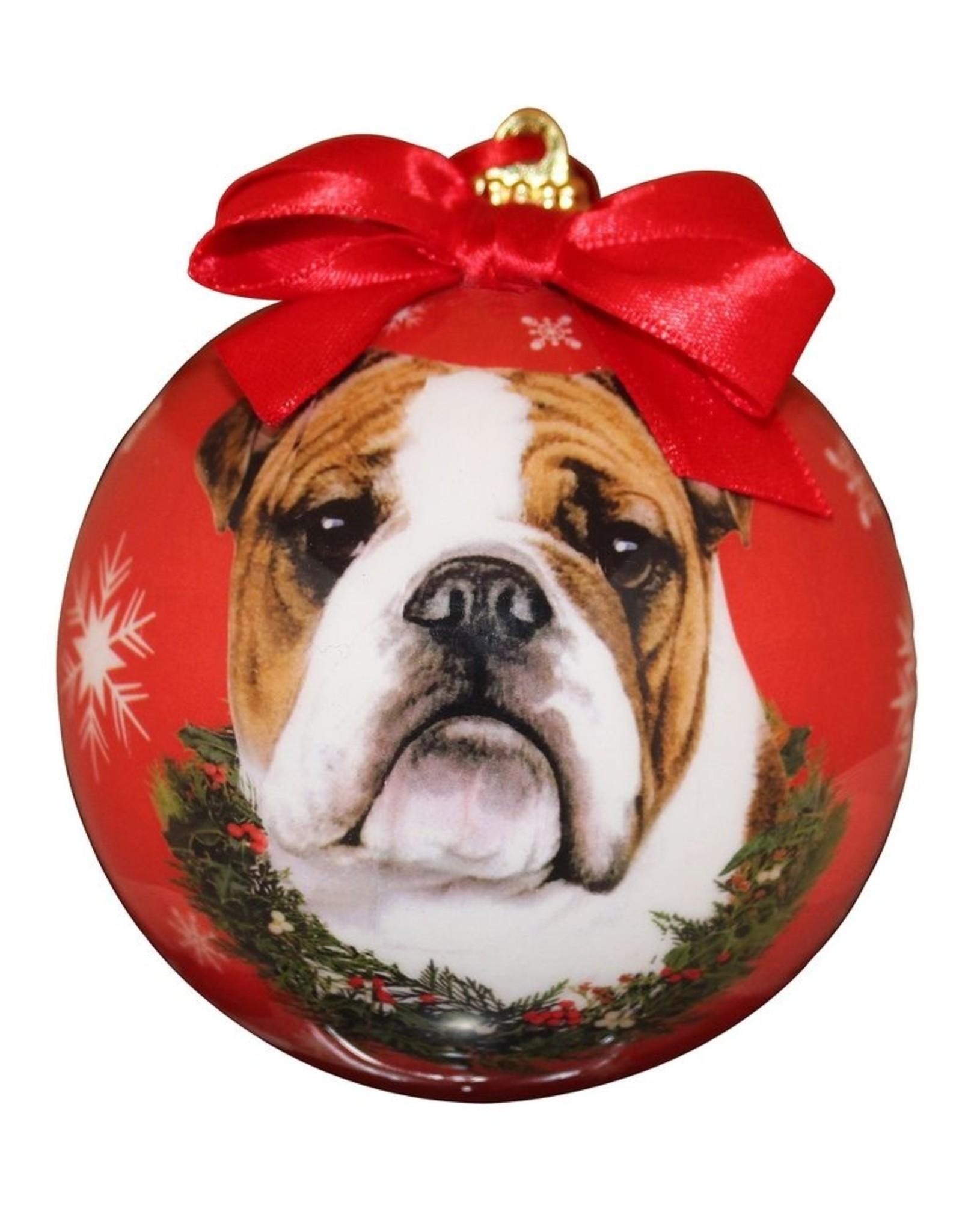 E&S Pets Bulldog Ball Orn