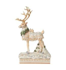 Jim Shore Merry & Majestic Reindeer