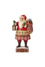 Jim Shore Believe in Christmas Magic Santa
