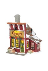 Department 56 The Country Coffee Cafe