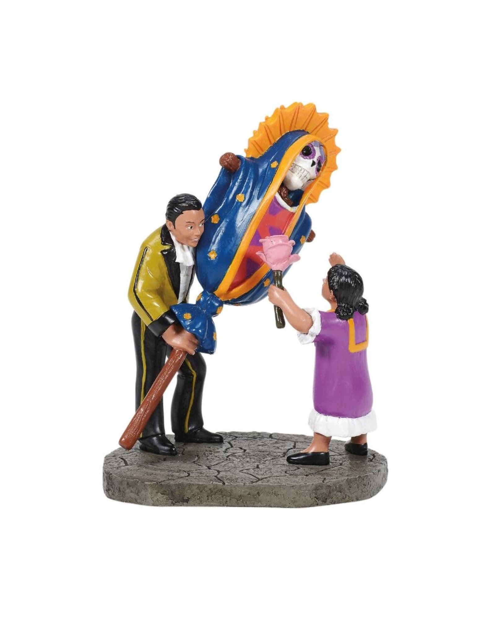 Department 56 Celebrating Lady Guadalupe