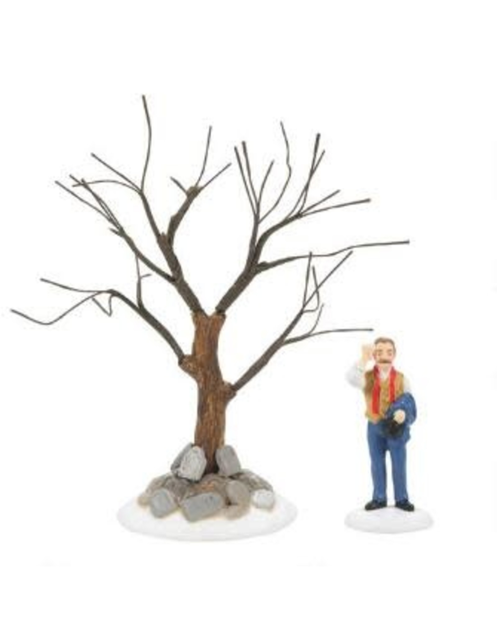 Department 56 The Hardy Ash