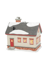 Department 56 The Peanuts House