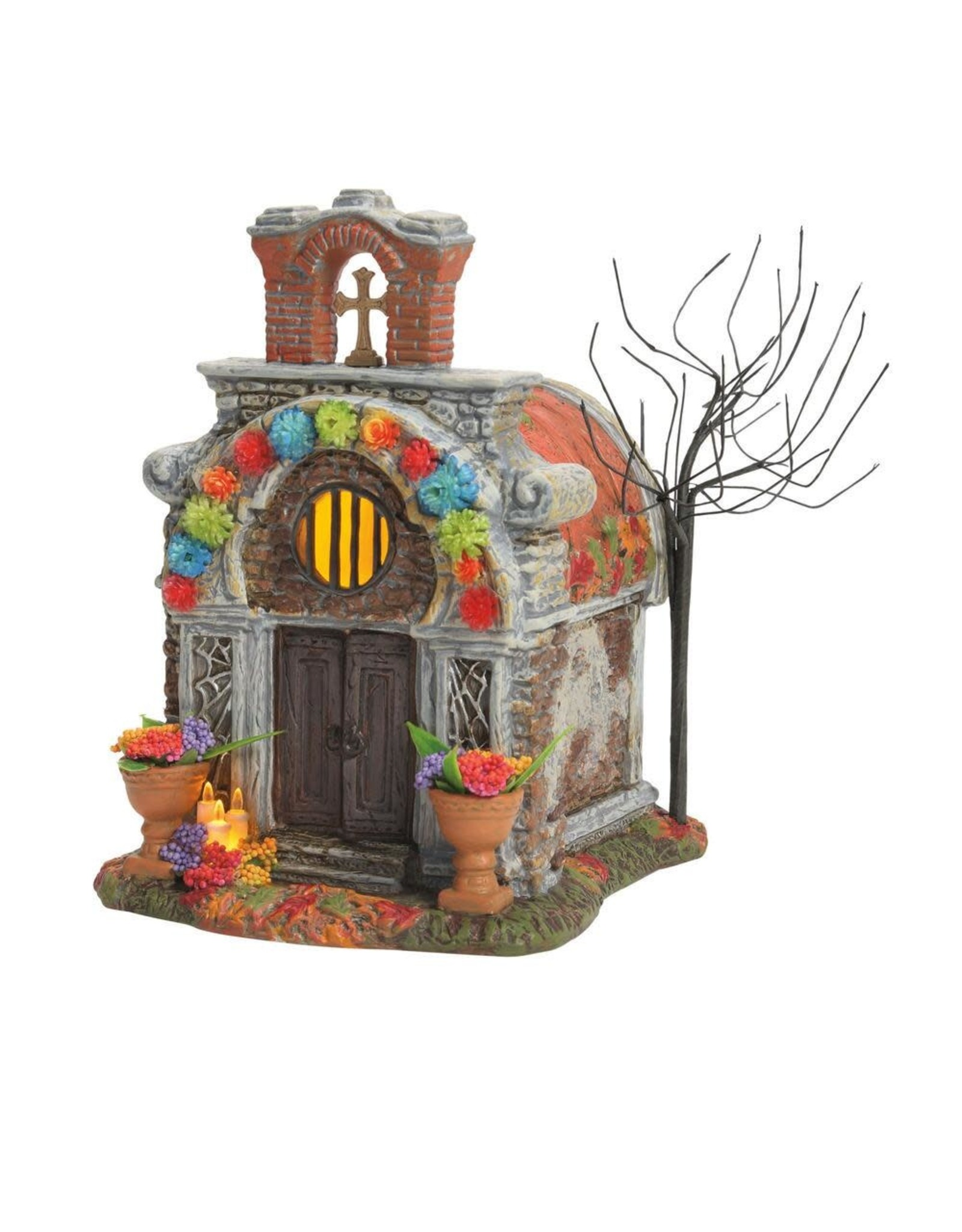 Department 56 Day of the Dead Crypt