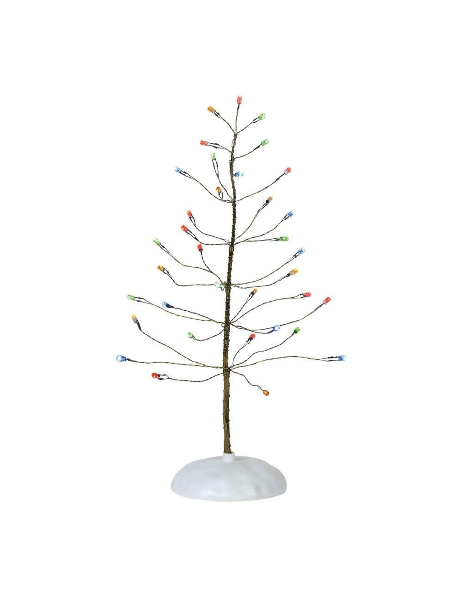 Department 56 Multi Winter Brite Twinkle Tree