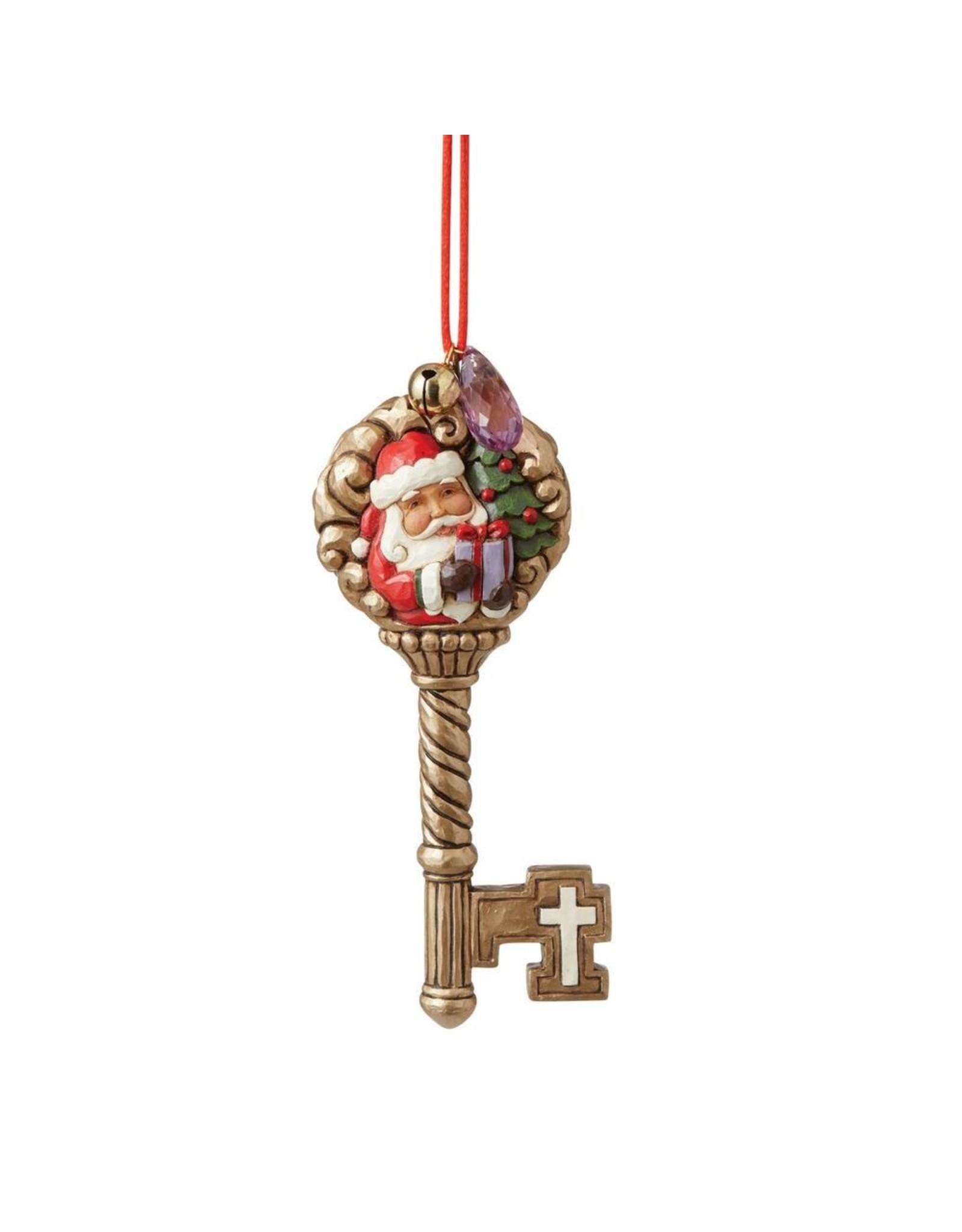 Jim Shore Legend of Christmas Ornament
