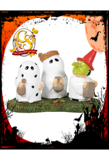 Department 56 Trick or Treating with Peanuts