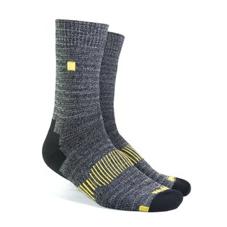 Worn High Water Socks: Waterproof & Breathable
