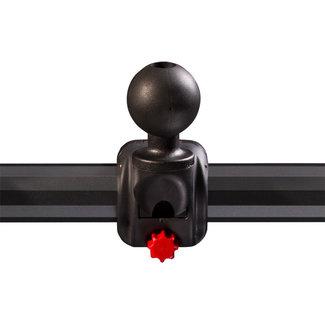 "Hobie H-Rail/1.5"" Ram Ball"