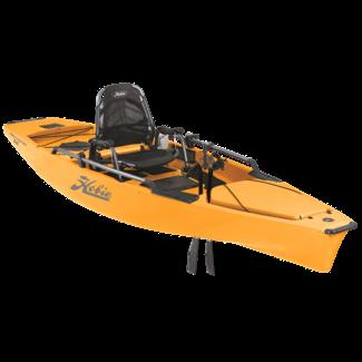 Hobie 2020 Pro Angler 14 w/ kick up fins