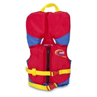 MTI Life Jackets Infant w/Collar
