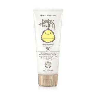 Sun Bum Baby Bum SPF 50 Mineral Lotion 3 oz