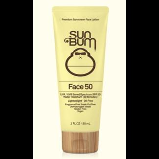 Sun Bum Face Lotion SPF 3oz