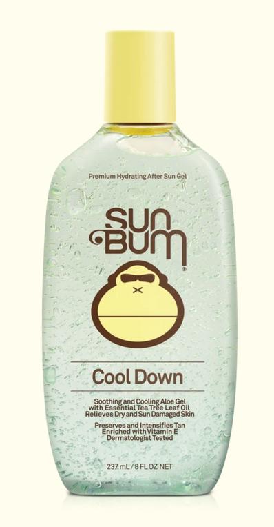 Sun Bum Cool Down Gel 8 Oz The Kayak Centre