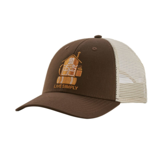 Patagonia Live Simply Home LoPro Trucker