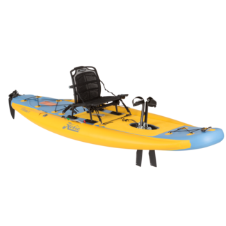 Hobie 2020 i11 Inflatable w/ kick up fins