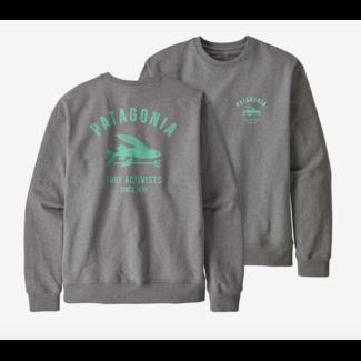 Patagonia M's Surf Activists Uprisal Crew Sweatshirt