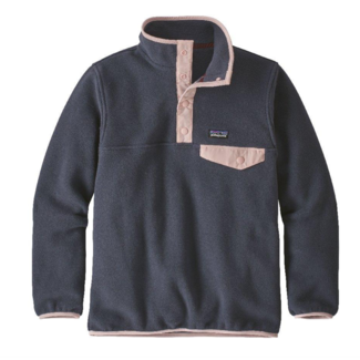 Patagonia Girls' LW Synch Snap-T P/O