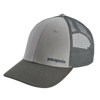 Patagonia Small Text Logo LoPro Trucker