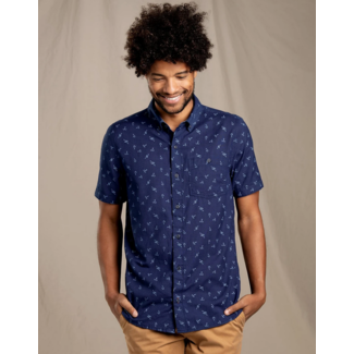 Toad&Co M's Mattock S/S Slim Shirt