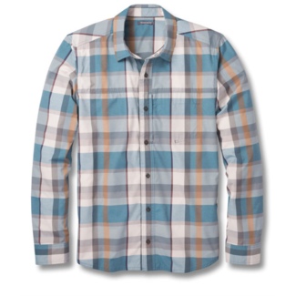 Toad&Co M's Ventilair LS Shirt