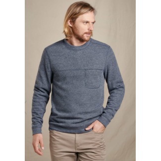 Toad&Co M's Breithorn Crew Sweater