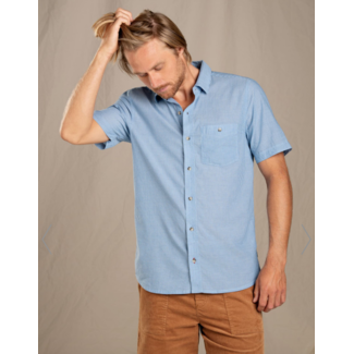 Toad&Co M's Airbrush Levee S/S Shirt