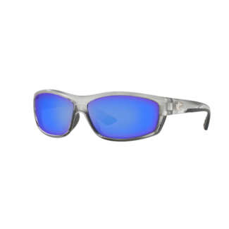 Costa Saltbreak Blue Mirror 580P Silver Frame
