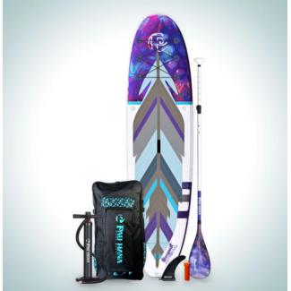 "Pau Hana 10'0"" Moon Mist Inflatable SUP"