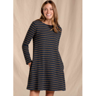 Toad&Co W's Foothill LS Swing Dress