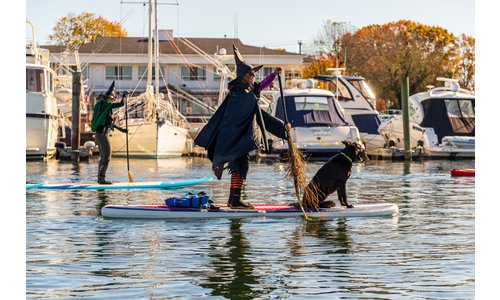 Witches Paddle