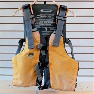 MTI Life Jackets Used APF