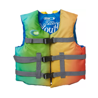 MTI Life Jackets Youth Attitude
