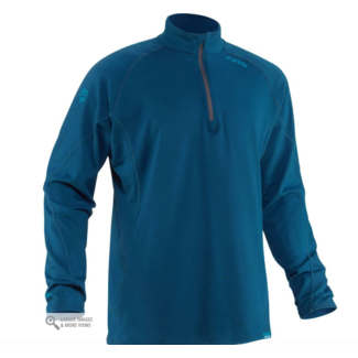 NRS, Inc M's H2Core Lightweight Quarter Zip Shirt