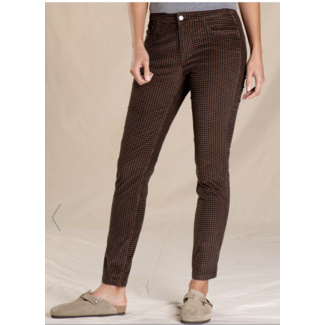 Toad&Co W's Cruiser Cord Skinny Pant
