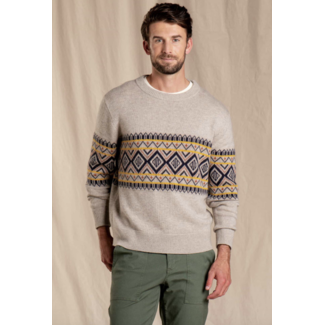 Toad&Co M's Cazadero Crew Sweater