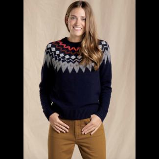 Toad&Co W's Cazadero Crew Sweater