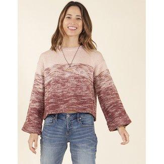 Carve Designs W's Estes Ombre Sweater