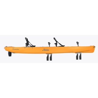 Hobie Compass Duo w/ kick up fins