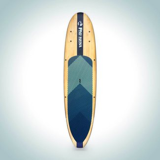"Pau Hana 11'0""Big EZ Hawaiian VFT Wood/White"