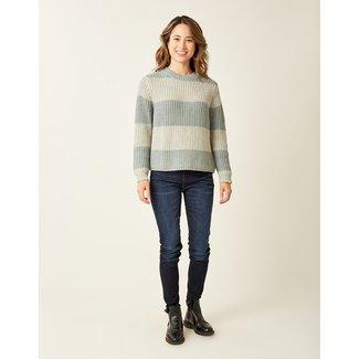 Carve Designs W's Walsh Stripe Sweater