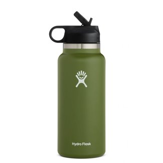 Hydro Flask 32 oz Wide Mouth 2.0 Straw Lid