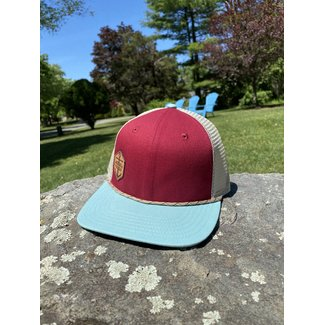 Anchored In Clothing Co. 7-Panel Paracord