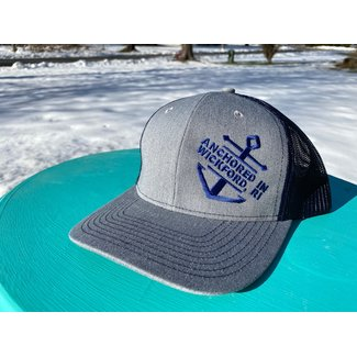 Anchored In Clothing Co. Wickford Trucker Hat
