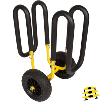 Suspenz Single-Up SUP Airless Cart
