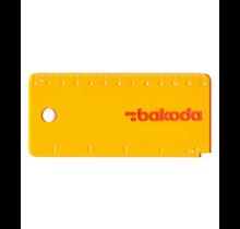BAKODA SMALL SCRAPPER  ACCESSOIRES ORANGE