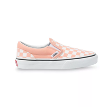 VANS SHOES CLASSIC SLIP ON CHECKERBOARD