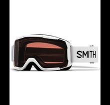 SMITH DAREDEVIL WHITE GOGGLE RC36